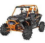 RZR XP 1000 EFI EPS High Lifter black