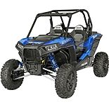 RZR XP 1000 EFI EPS Havasu Red; V. blue; White