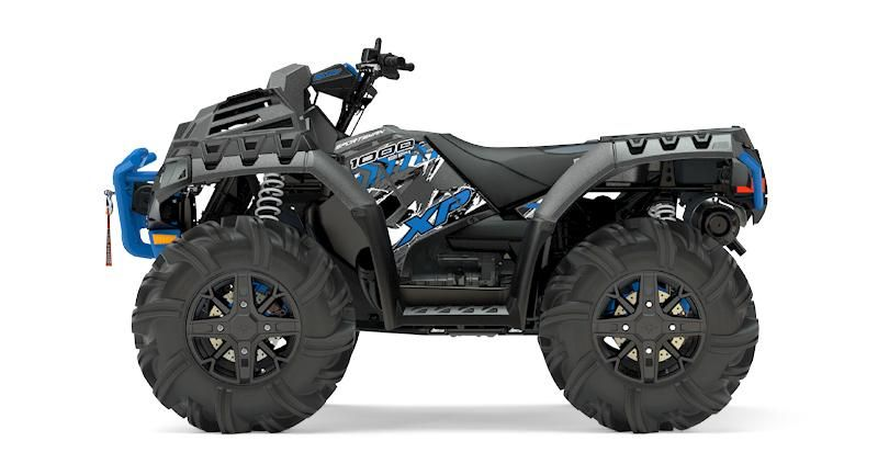 Квадроцикл Sportsman XP 1000  High Lifter Edition