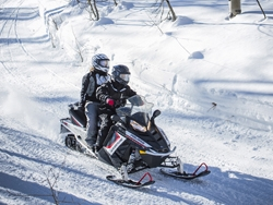 2016 Polaris Interactive Digital Display - Polaris Snowmobiles