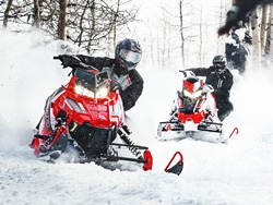 2016 Polaris RUSH Promo