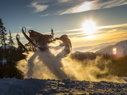 2016 Polaris Switchback Promo
