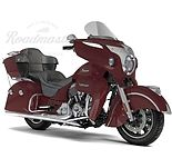 Roadmaster, Burgundy Metallic