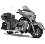 Roadmaster, Steel Gray / Thunder Black