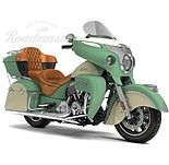 Roadmaster, Willow Green / Ivory Cream