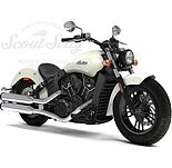 Scout Sixty, Pearl White