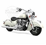 Chief Classic, Indian Pearl White