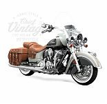 Chief Vintage, Indian Star Silver and Thunder Black