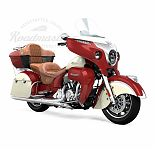 Roadmaster, Indian Red / Ivory Cream