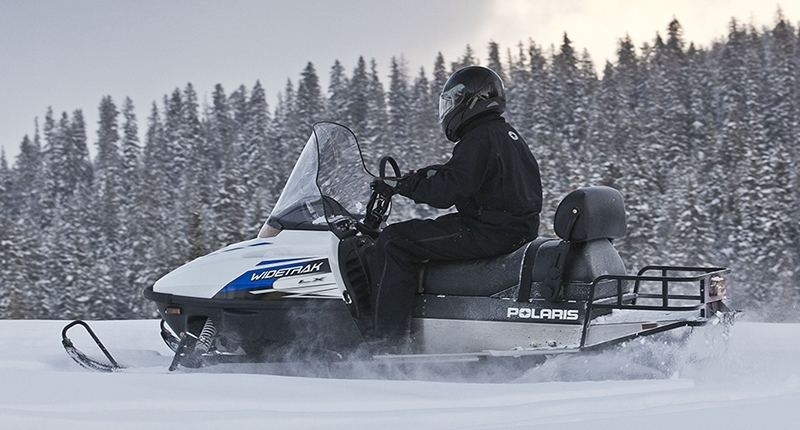 Снегоход Polaris Widetrak LX