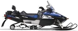 Снегоход 600 IQ LXT blue
