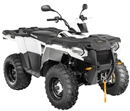 Квадроцикл ATV Sportsman 570 EFI Forest green, white