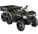 Квадроцикл ATV Sportsman 6*6 800 EFI Forest green