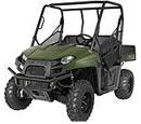 Мотовездеход Ranger 570 EFI green