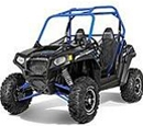 Мотовездеход RZR S 800 EFI EPS white, st.black