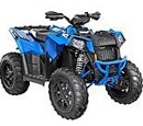 Квадроцикл ATV Scrambler 850 EFI EPS blue