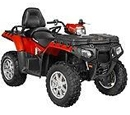 Квадроцикл ATV Sportsman 550 Touring EFI EPS red, blue