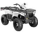 Квадроцикл ATV Sportsman 570 Touring EFI green, white