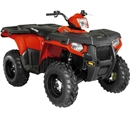 Квадроцикл Sportsman 800 EFI Forest red