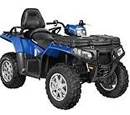 Квадроцикл ATV Sportsman 850 Touring EFI EPS red, blue