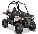 Квадроцикл ATV Sportsman ACE white