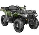 Квадроцикл ATV Sportsman X2 550 EPS green