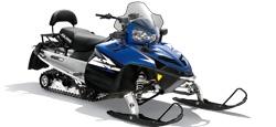 Снегоход 550 IQ LXT blue