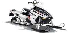 """Снегоход 600 PRO-RMK 155"""" white"""