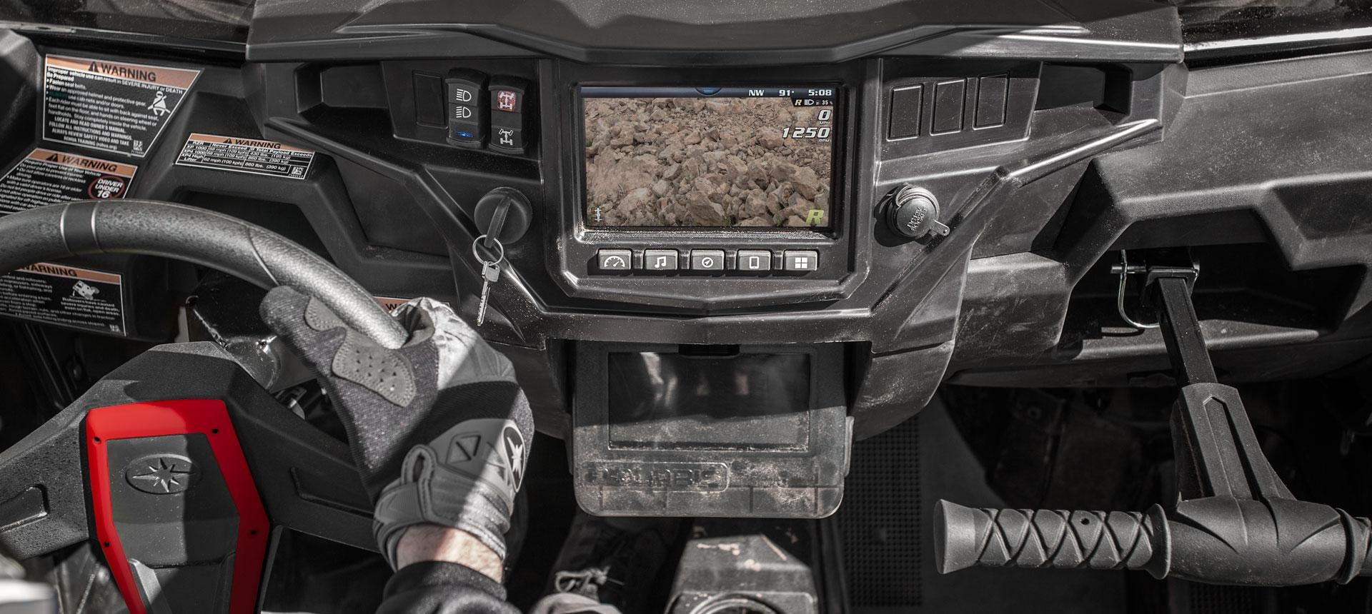 Polaris RZR Turbo Dynamix Edition