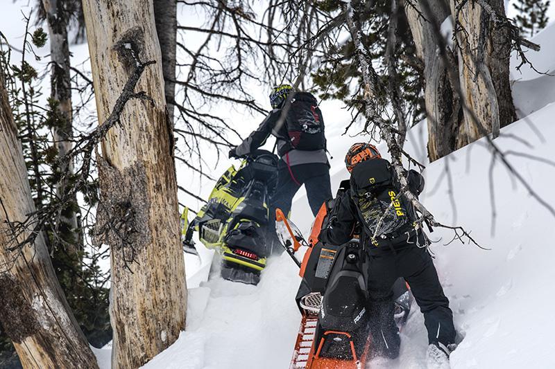 Горный снегоход 800 PRO-RMK® 155