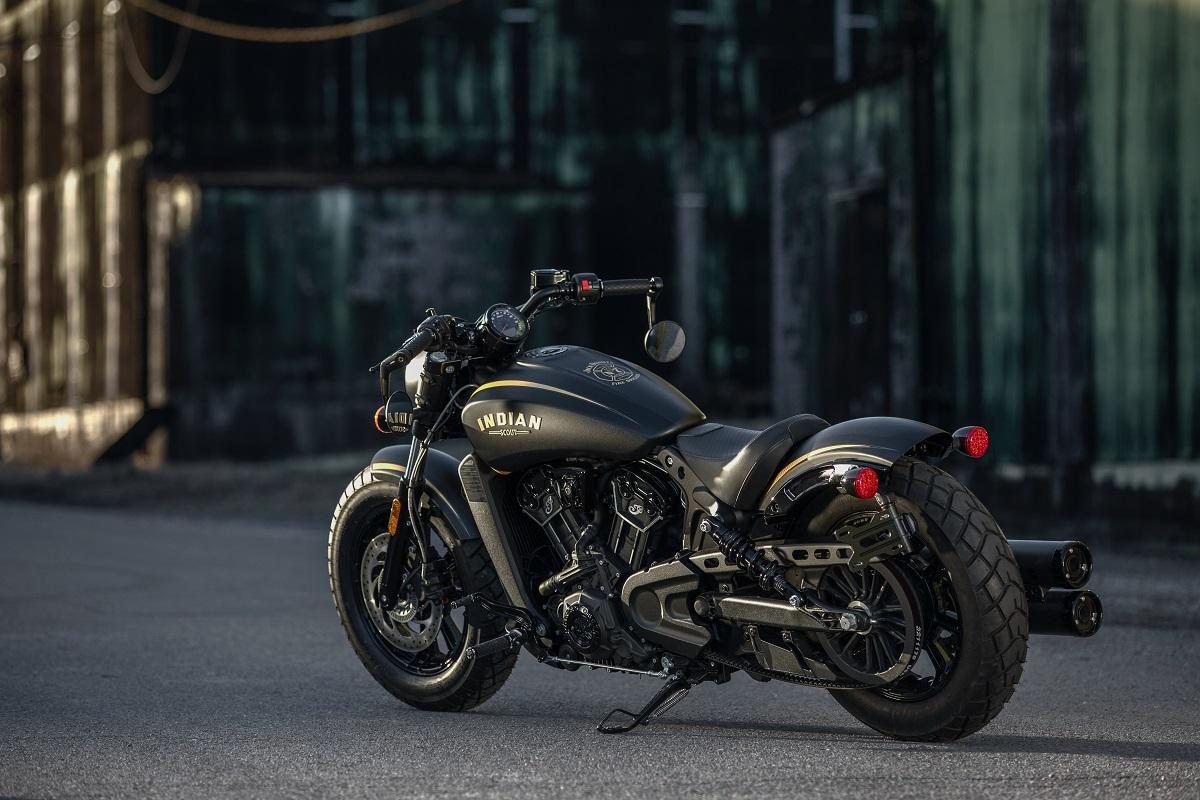 Jack Daniel's® Limited Edition Indian® Scout® Bobber