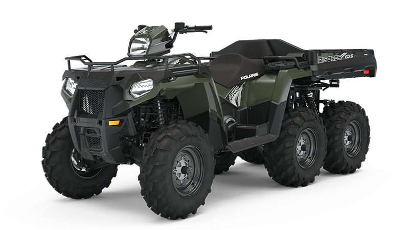 Sportsman 6x6 570 EPS - Sage Green (US spec) ATV