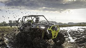 RZR XP® 1000 High Lifter Stealth Gray
