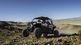 RZR XP® 4 1000 Limited Edition Onyx Black LE