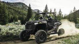 RZR XP® Turbo Stealth Black