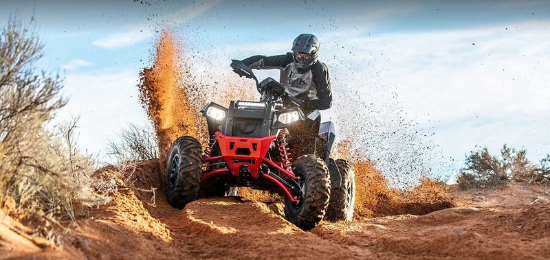 Scrambler XP 1000 S - Black Pearl ATV