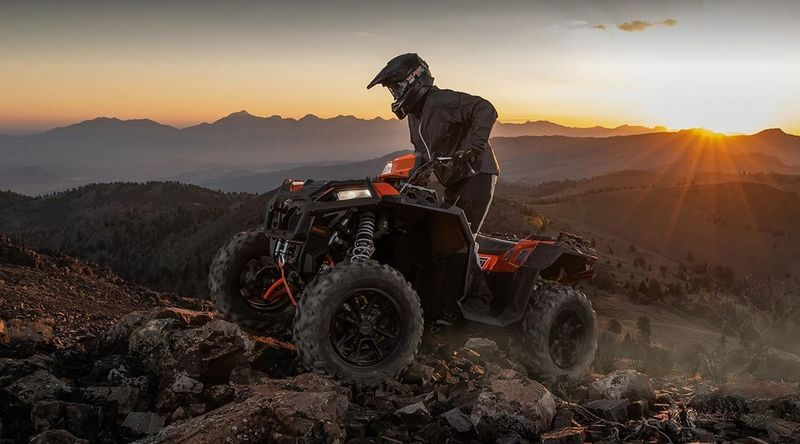 Sportsman XP 1000 S Premium - Orange Madness  ATV
