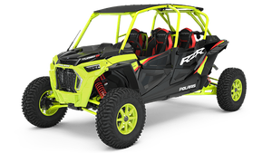 RZR - RZR 72 XP 4 Turbo S - Lifted Lime (US spec)