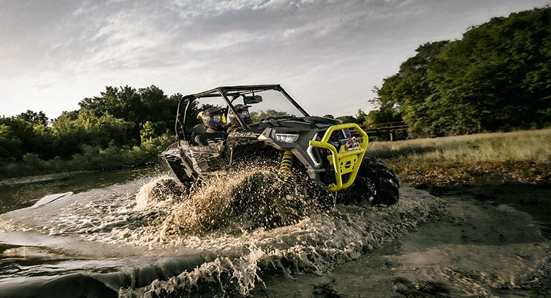 RZR XP® 1000 High Lifter  Stealth Gray RZR