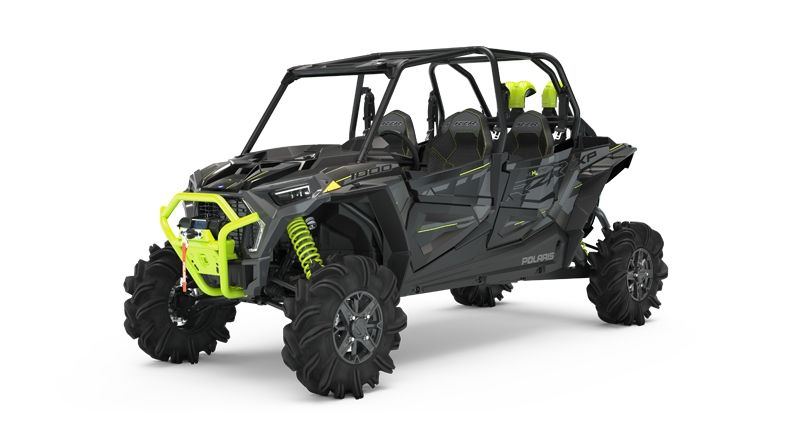 RZR XP® 4 1000 High Lifter  Stealth Gray RZR