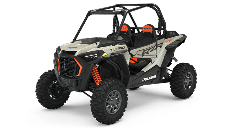 RZR XP Turbo - Sand Metallic (US Spec) RZR