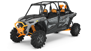 RZR - RZR XP 4 1000 HL - Ghost Gray