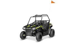 RZR - RZR 170 EFI - Lime Squeeze/Cruiser Black