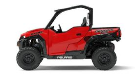 POLARIS GENERAL 1000 EPS Indy Red