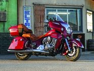Roadmaster, Indian Red