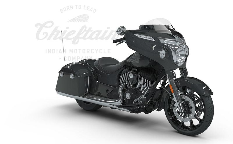 Chieftain, Steel Gray