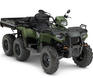 ATV - SPORTSMAN BIG BOSS 6X6 570 EPS