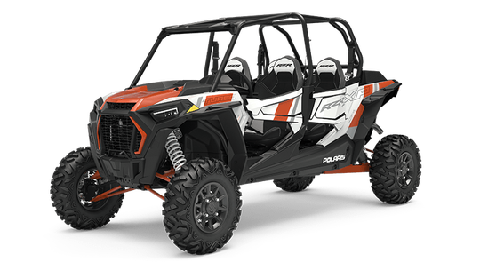 RZR XP 4 Turbo фото