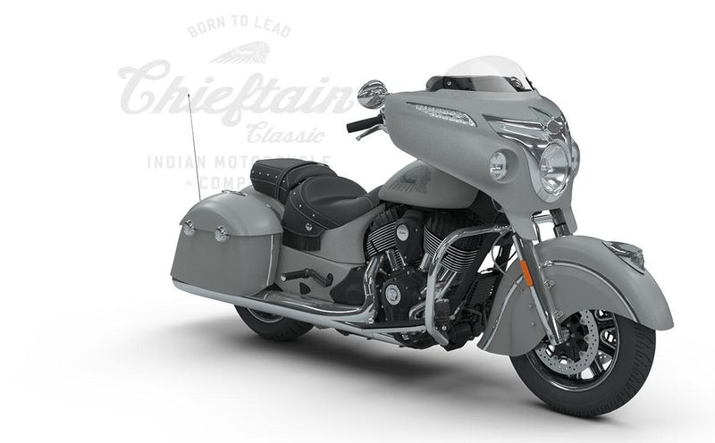 Chieftain Classic, Star Silver Smoke