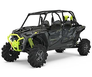 RZR - RZR XP® 4 1000 High Lifter  Stealth Gray
